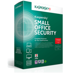 LICENCA KASPERSKY SMALL OFFICE SECURITY – 5PC