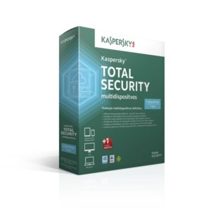 LICENÇA Kaspersky Total Security Multidispositivos 2015 – 3P