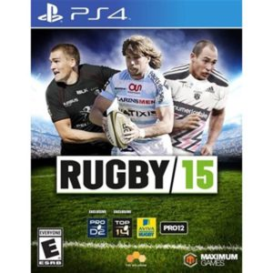 Rugby 15 PS4 MAX