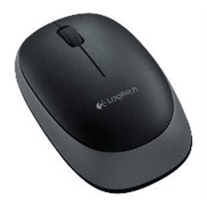 MOUSE LOGITECH M170 WIRELESS CINZA E PRETO