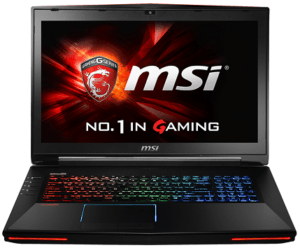 NOTEBOOK MSI GT72 DOMINATOR I76820 16G/128SSD/1TB/17.3″