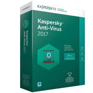 LICENCA KASPERSKY ANTI-VIRUS 2017 – 3PC