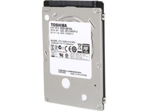 HD Toshiba Notebook 500GB SATA III – MQ01ABF050