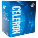 Processador Intel Celeron G4900 Coffee Lake, Cache 2MB, 3.1GHz, LGA 1151 – BX80684G4900